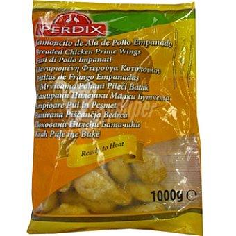 Atlántico 7 Jamoncito de ala de pollo empanado bolsa 1 kg Bolsa 1 kg
