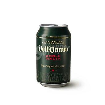 Voll-damm Cerveza Lata 33 cl
