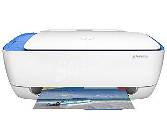 HP Impresora multifunción deskjet 3637, wifi, imprime, copia y escanea wifi, imprime, copia y escanea