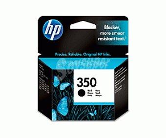 HP Cartuchos de Tinta 350 1 Unidad