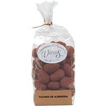 Vicens Tucanias caramelizadas de almendra Caja 200 g