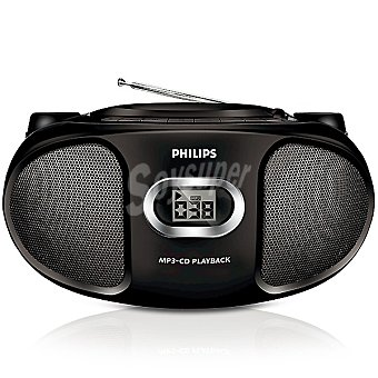 PHILIPS AZ302 Radio digital CD portátil