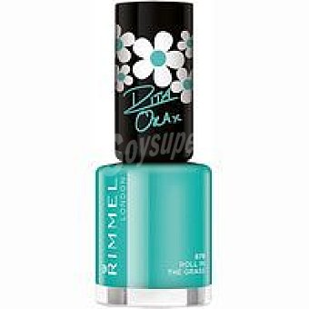 Rimmel London Laca de uñas 60 seconds 878 Pack 1 unid