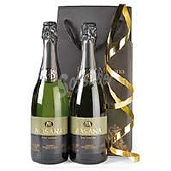 Masana Cava Brut Nature Pack 2x75 cl