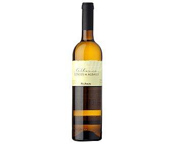 Condes de Albarei Vino blanco D.O. Albariño Botella 75 cl