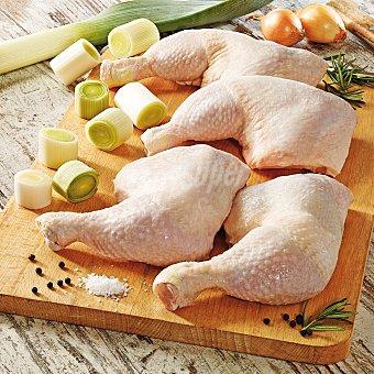 Carrefour Traseros de pollo Envase de 1600.0 g.