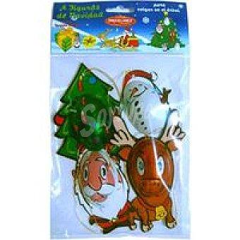 Miguelañez Figuras de Navidad 4 unid