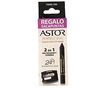 Astor Sombra de ojos 2 en 1 24 horas Nº700 Perfect stay de 1 unidad
