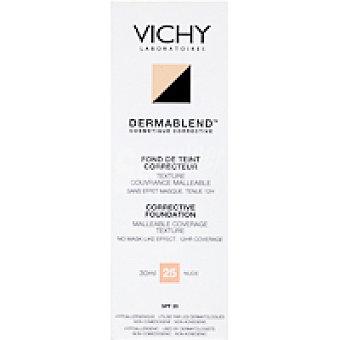 Vichy Dermablend maquillaje Nº25 Nude Bote 30 ml