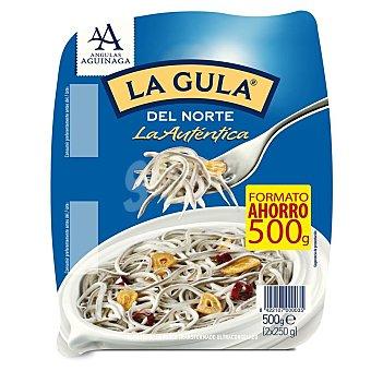 Angulas Aguinaga La gula del norte congelado Bandeja 2 u x 250 g