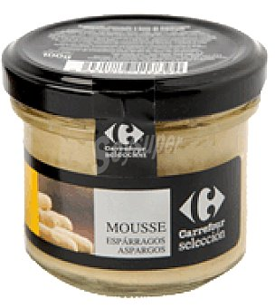 Carrefour Mousse de Esparrago 100 g