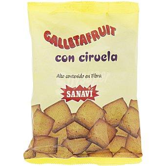 SANAVI Gallefruit Integrales con ciruela Bolsa 250 g