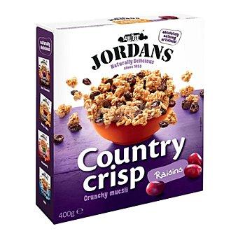 Jordan Cereales frutos secos country crips 400 g