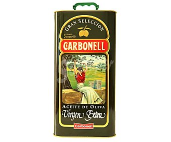 Carbonell Aceite de oliva virgen extra Lata de 5 ls
