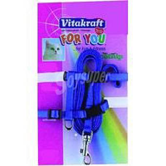 For You Vitakraft Correa-arnes liso Pack 1 unid
