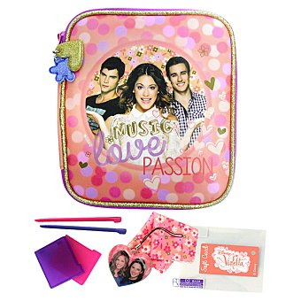 DISNEY Violetta Travel Pack (10 En 1) Para 2DS