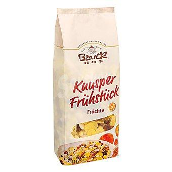 Bauck Crips&crunch frutas - Sin Gluten 325 g
