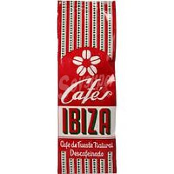 Cafés Ibiza Café Descafeinado Molido Paquete 250 g