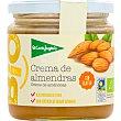 Crema de almendras ecológica y sin gluten  tarro 330 g EL CORTE INGLES Bio