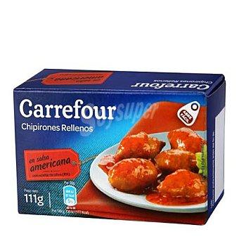 Carrefour Chipirones rellenos en salsa americana 72 g