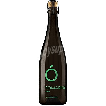 POMARINA Sidra brut espumosa D.O.P. Sidra de Asturias Botella 75 cl