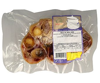 Hemosa Codillo de jamón curado, sin gluten 500 gramos aproximados