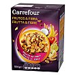 Cereales Fruits & Fibres 500 g Carrefour