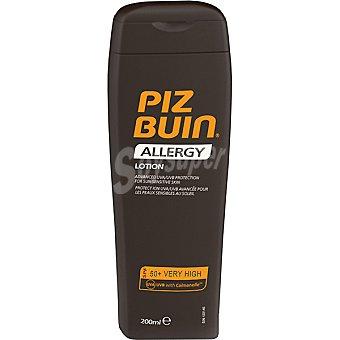 PIZ BUIN Allergy loción solar para pieles sensibles FP-50+ frasco 200 ml