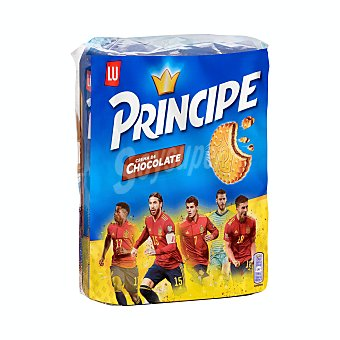 Lu Galleta rellena chocolate principe Pack 2 x 300 g - 600 g