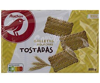 Producto Alcampo Galletas tostadas 800 g