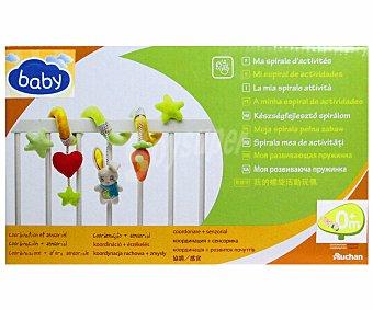 BABY Colgador de Tela para Carrito o Cuna con Actividades 1 Unidad
