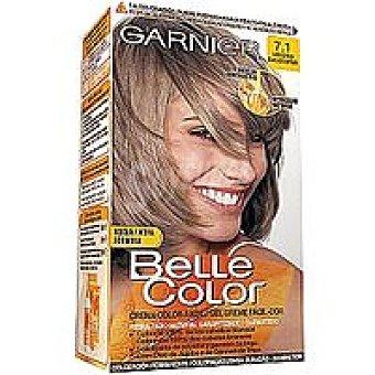 Belle Color Garnier Tinte rubio ceniza N.7.1 Caja 1 unid