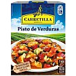 Pisto de verduras Bandeja 240 g Carretilla