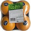 Naranja de mesa bandeja 1 kg peso aproximado Bandeja 1 kg Roxy
