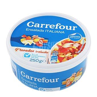 Carrefour Ensalada Italiana con Aceite de Oliva Bajo en Sal 250 g