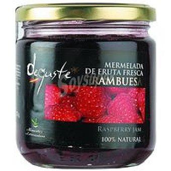 Deguste Mermelada de frambuesa Tarro 370 g