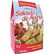 Galletas de salvado de avena con frutos rojos Paquete 250 g HIJAS DEL SOL