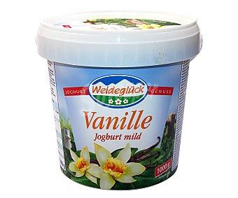Weidegluck Yogur cremoso con sabor a vainilla 1 kg