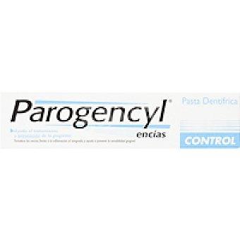 Parogencyl Pasta dentrífica control Tubo 125 ml