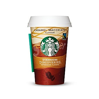 Starbucks Caramel macchiato Vaso 220 ml