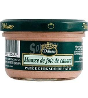 Delicass Mousse de hígado de Pato 100 g