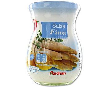 Auchan Salsa fina 450 mililitros