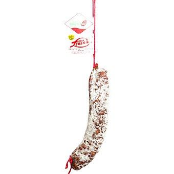 LEDESMA Chorizo extra picantón vela  250 g (peso aproximado pieza)