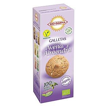 BIO-DARMA Galletas de avena con almendras 130 g