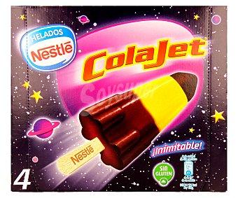 Helados Nestlé Helado Colajet Caja 4 unidades 264 gr