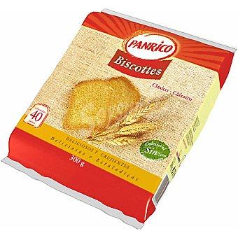 Panrico Biscotes clásicos 40 rebanadas Paquete 300 g