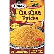 Couscous con especias Paquete 250 g Tipiak