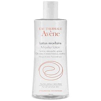 Avène Locion micelar que desmaquilla y elimina las impurezas de la piel Frasco 400 ml