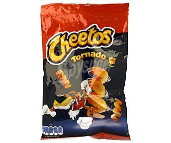 Cheetos Matutano Aperitivo de maíz con forma de tornado 62 gramos