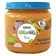 Tarrito hortalizas con ternera bio 200 g Naturnes Nestlé
